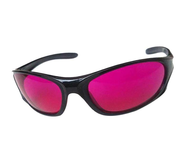 COVISN TPG-106 UV 400 Protection Color Blind Glasses For Red Green Color Blindness - color blind glasses see color instantly
